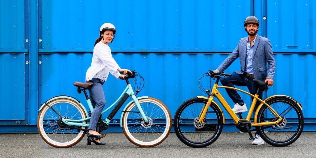 vélo électrique Nantes