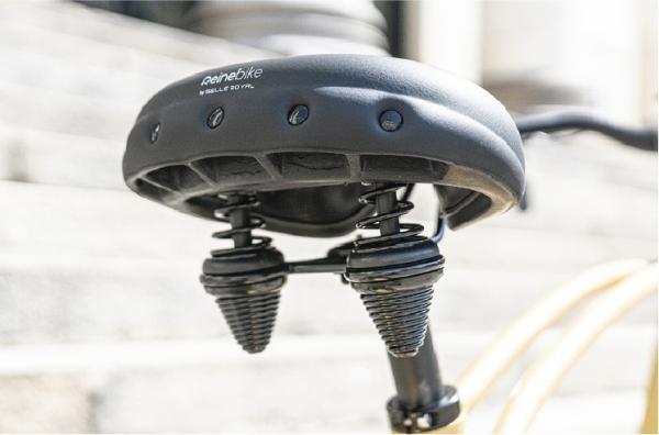 Selle Royal Drifter pour le confort du vélo électrique français Reinebike