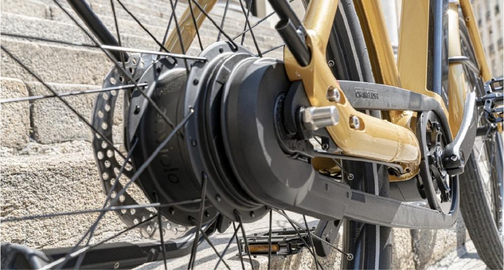 Moyeu à variateur Enviolo vélo électrique