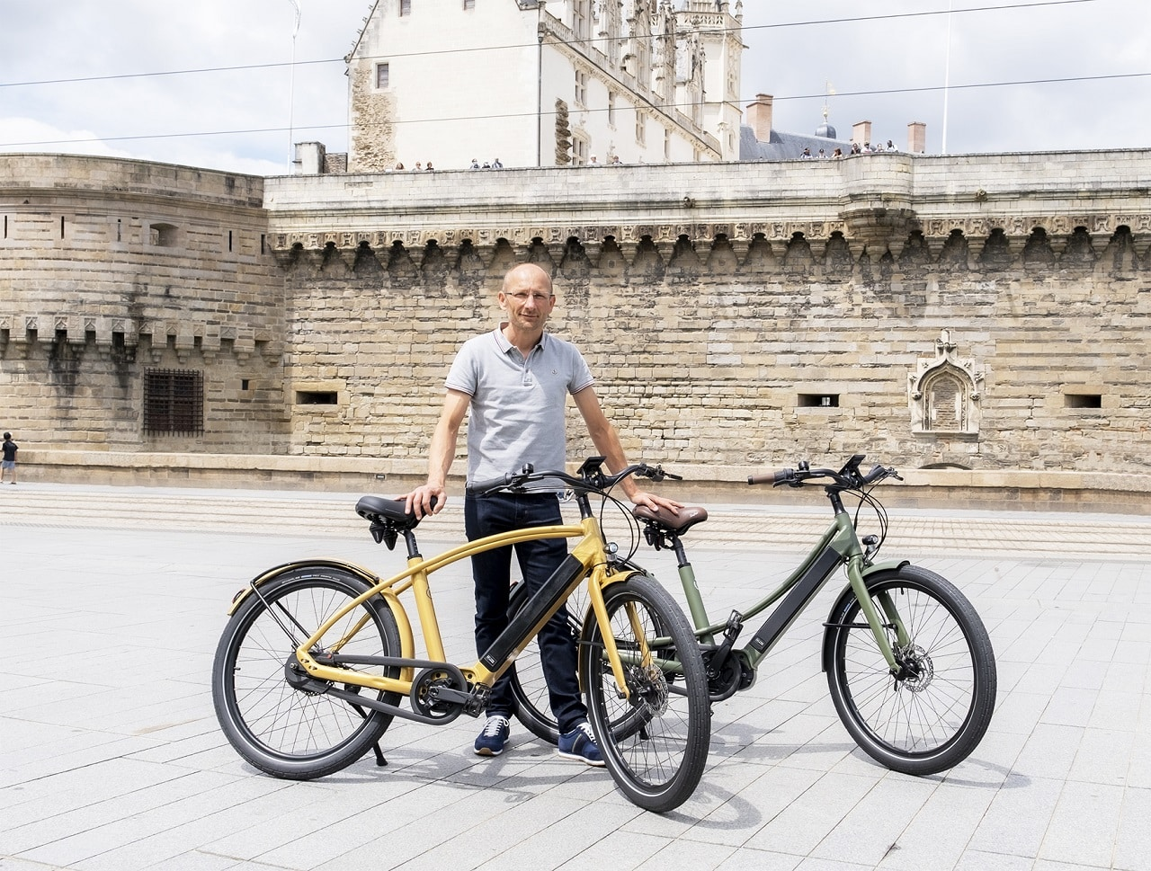 Interview de Stéphane Grégoire | Fondateur du vélo électrique Reine Bike