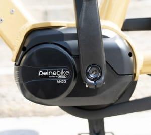 moteur central Bafang pour vélo électrique Reinebike