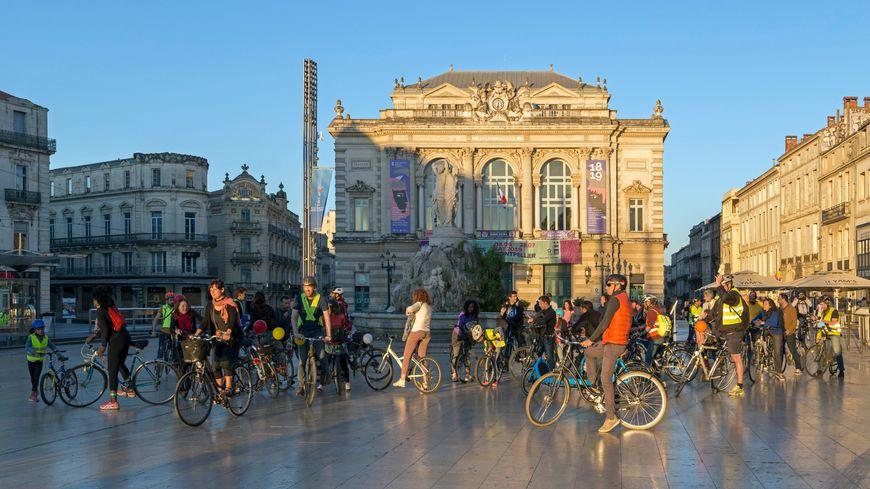 1150€ d'aide pour l'achat d'un vélo électrique à Montpellier