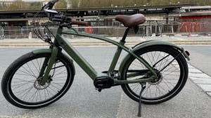 BFM TV, Reinebike dévoile son vélo électrique français haut de gamme et connecté