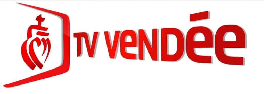 Logo TV Vendée pour notre reprotage vidéo sur notre vélo électrique