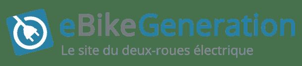 logo magazine E-bike generation pour notre article vélo électrique