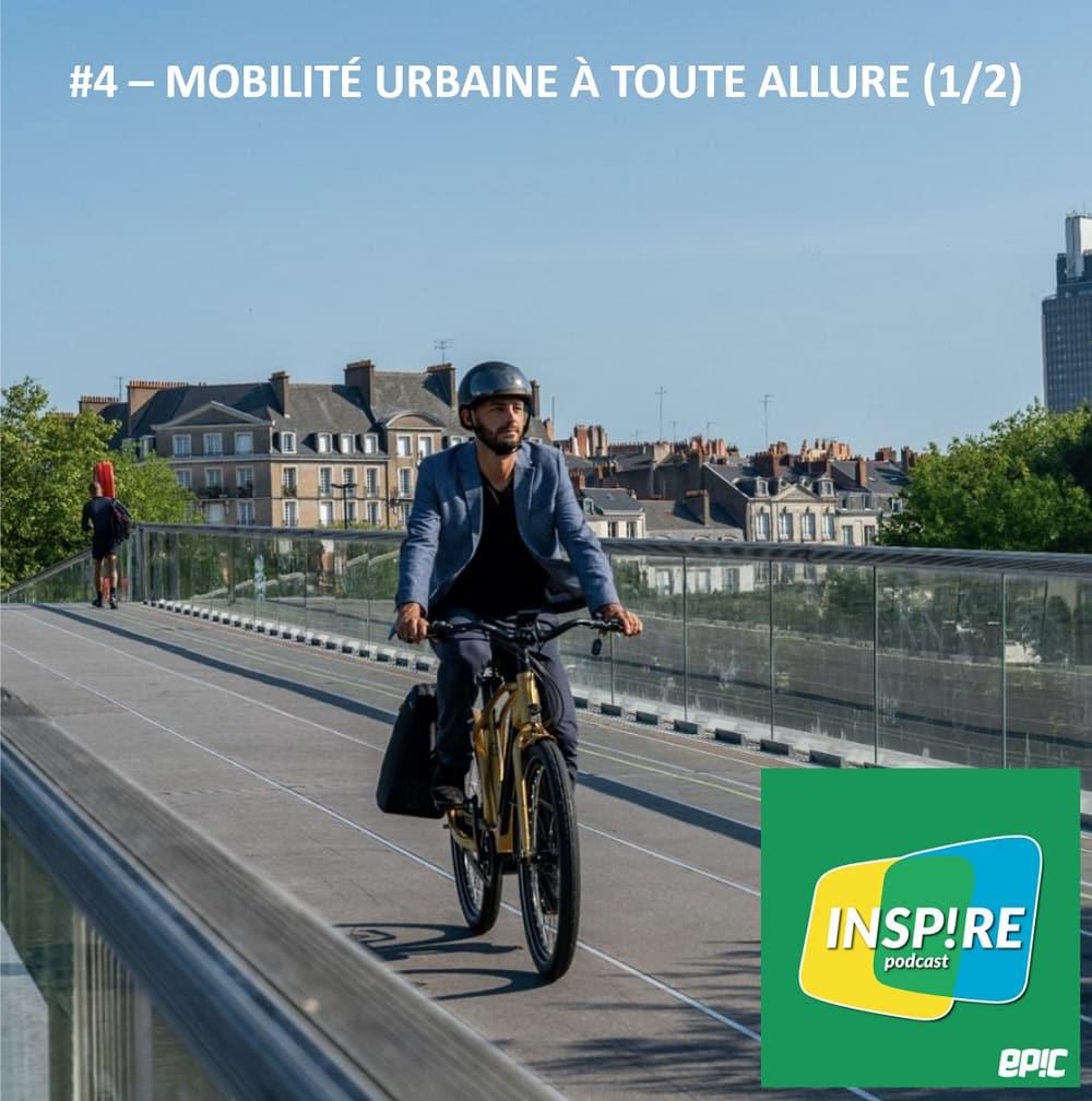 Podcast sur le vélo électrique : La mobilité urbaine à toute allure