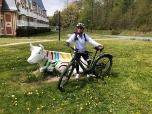 Balade en vélo électrique Reinbike en Normandie