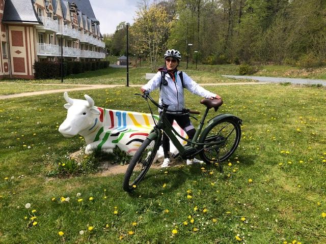 Petite balade en Normandie : Test du vélo électrique Reinebike