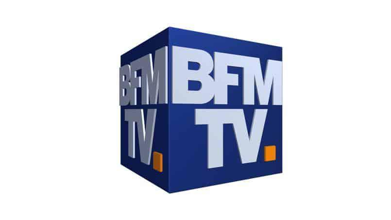 logo BFM TV pour article vélo électrique Reinebike