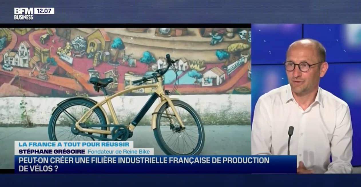 VIDÉO | Émission BFM TV | La France a tout pour réussir | Reinebike