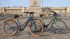 vélos cadre haut ou cadre bas pour homme et femme