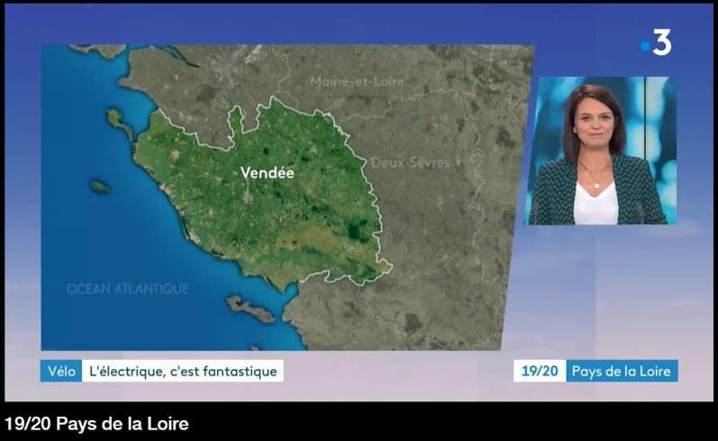 VIDÉO | Reportage France 3 Pays de la Loire sur notre vélo électrique connecté Reinebike